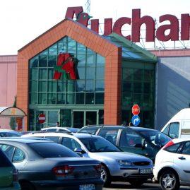 Centrum handlowe Auchan Komorniki