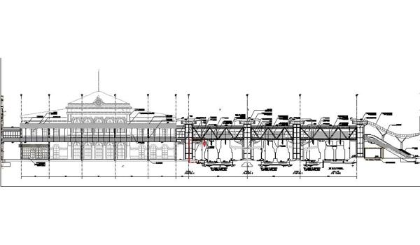 Kładka między peronami – pozwolenie na budowę