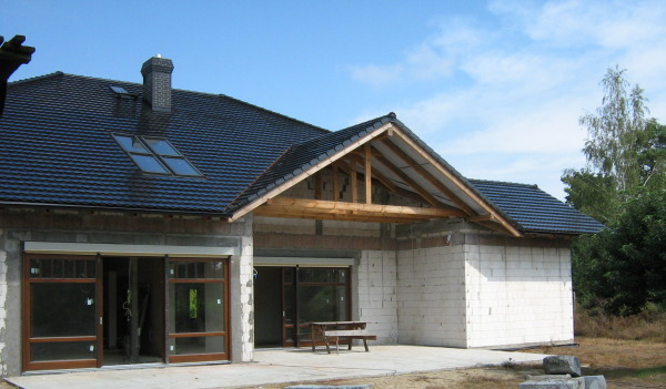 A house near Gorzów