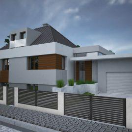 Projekt domu Mosina