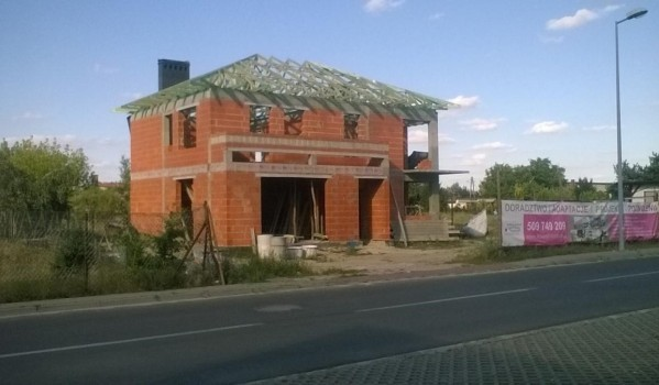 Krosno – konstrukcja dachu