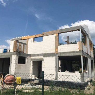 Projekt domu w Dymaczewie