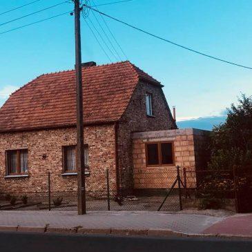 Przebudowa domu w Mosinie