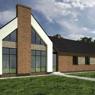 Rozbudowa domu Słupca