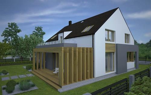 Domek – pozwolenie na budowę