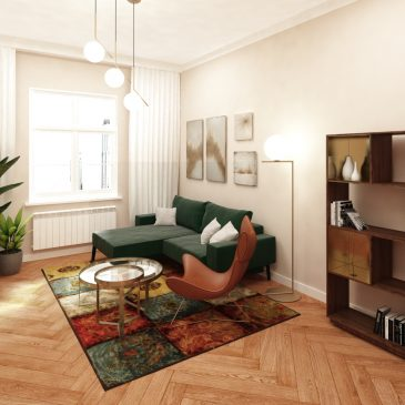 Projekt salonu Monachium