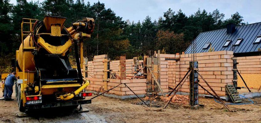 Projekr domu z dachem dwuspadowym