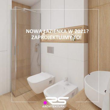 Nowa łazienka w 2021